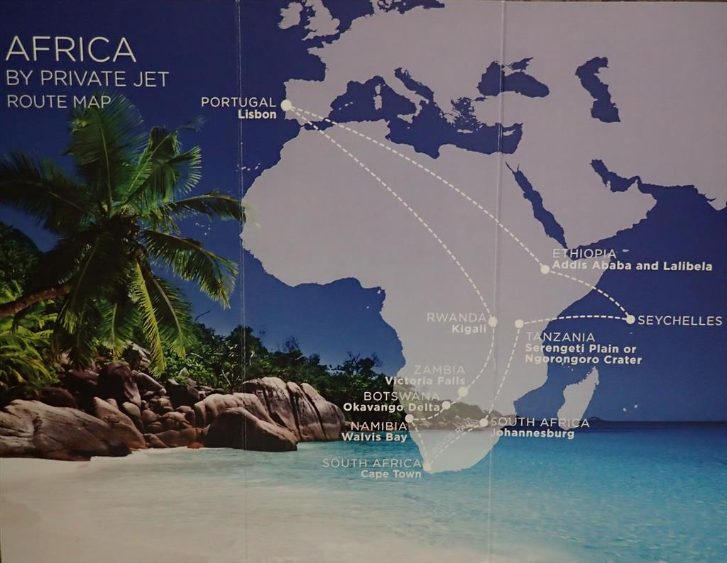 0002-Map of TCS Africa trip.JPG