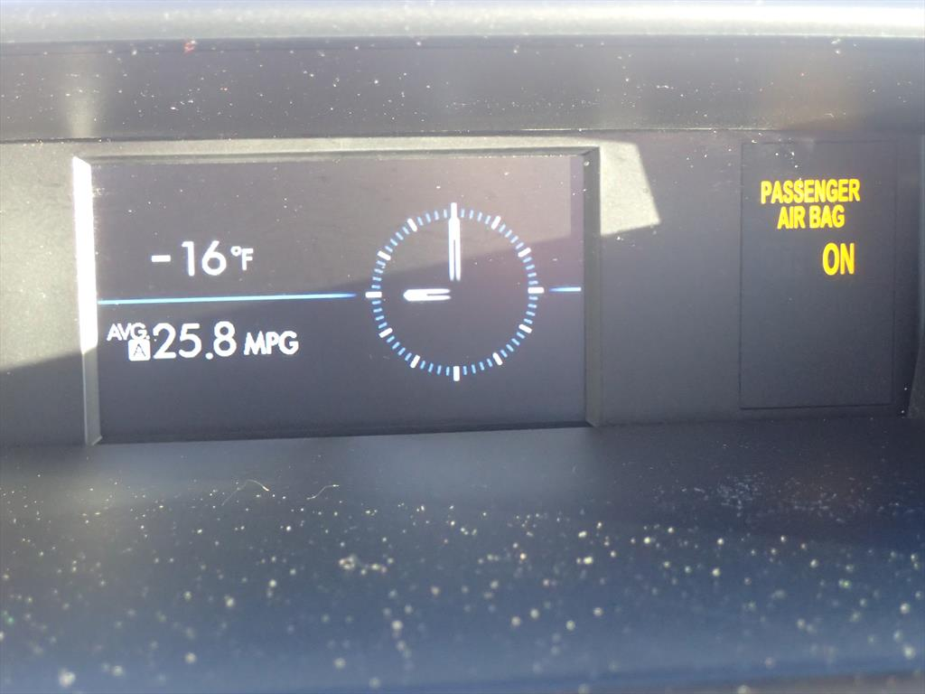 0026-Temp from car, 7.30am, W Yellowstone.JPG